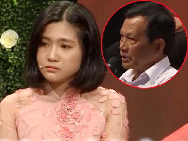 Bố liên tục chất vấn bạn trai, cô gái bật khóc ngay trên sóng truyền hình