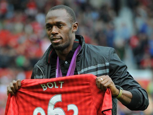 """Ngã ngửa lựa chọn mới của Usain Bolt: MU không bao giờ có """"Tia chớp"""""""
