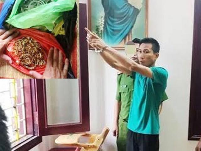 Lai lịch bất hảo của nhóm trộm 200 cây vàng ở Ninh Bình