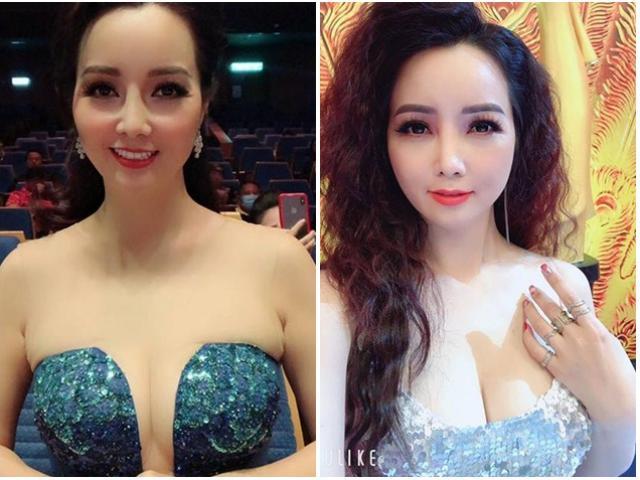 """Ở tuổi 40, """"cô Trúc"""" Mai Thu Huyền ngày càng táo bạo, sexy"""