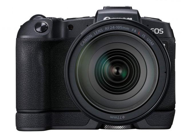 "Ra mắt máy ảnh Canon EOS RP giá ""ngọt"", máy ngon"