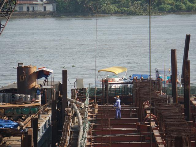 """Sau gần 1 năm """"đắp chiếu"""", dự án chống ngập 10.000 tỷ ở Sài Gòn tái khởi động"""