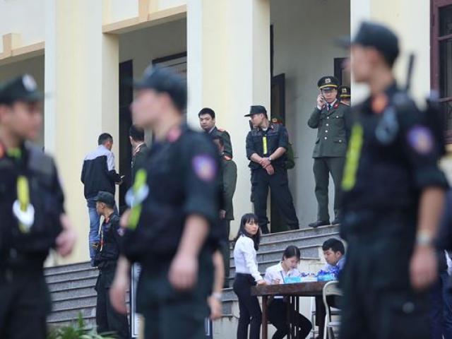 Cựu tướng Phan Văn Vĩnh vắng mặt tại phiên phúc thẩm vụ đánh bạc