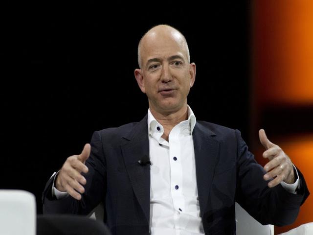 Sau vụ ly dị tỷ đô, Jeff Bezos vẫn là người giàu nhất hành tinh