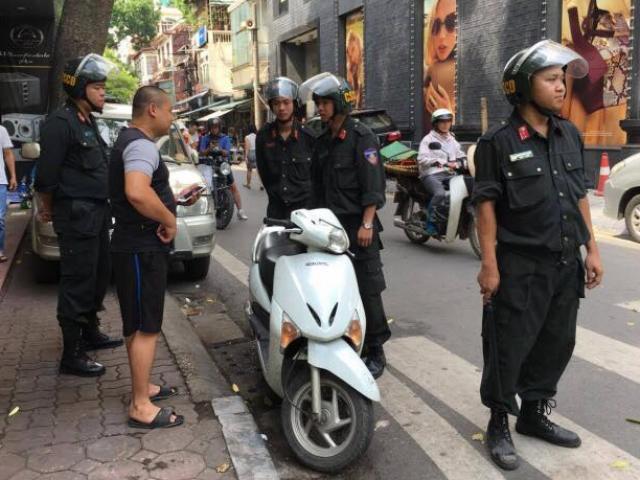 CSCĐ Hà Nội sắp tuần tra, xử phạt vi phạm giao thông vào ban ngày
