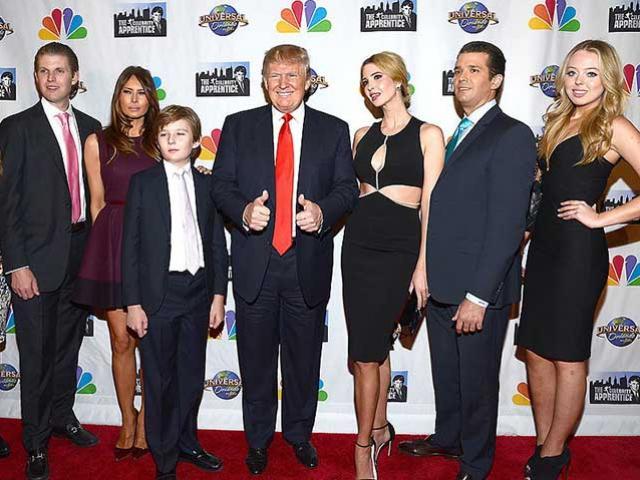 """Nguyên tắc dạy con """"3 không"""" của tổng thống Donald Trump, đơn giản nhưng hiệu quả cao"""