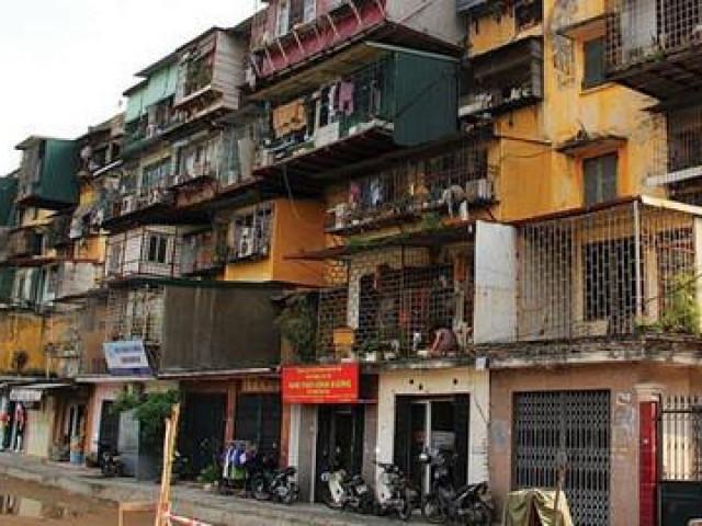 """Cải tạo chung cư cũ ở Hà Nội: """"Bài toán khó"""" sắp có lời giải?"""