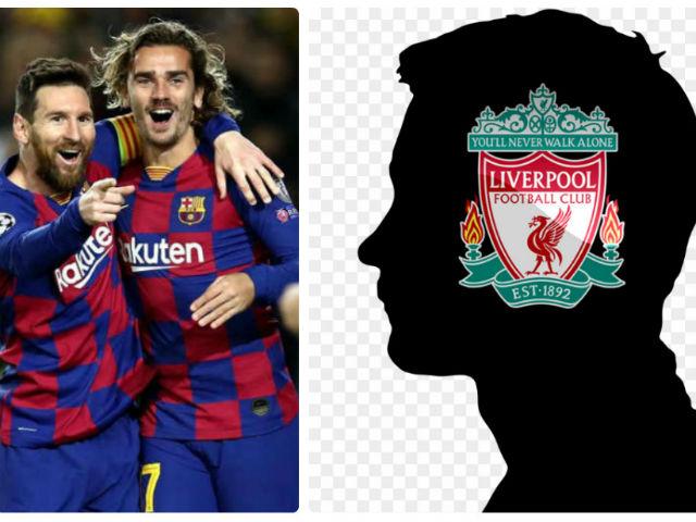 """Barca săn """"cơn lốc đường biên"""" Liverpool 110 triệu euro, mơ cùng Messi xưng bá"""