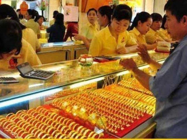 Giá vàng hôm nay (4/1/2020): Tăng gần nửa triệu, vàng vượt 43 triệu