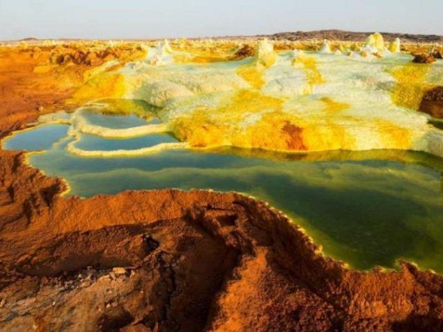 Nơi nóng nhất hành tinh chứa đựng nhiều bí mật khiến ai cũng tò mò