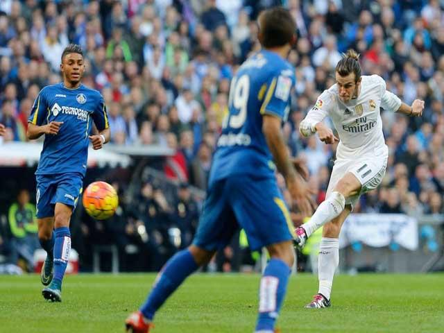 Video highlight trận Getafe - Real Madrid: Đỉnh cao không chiến, tạm chiếm ngôi đầu