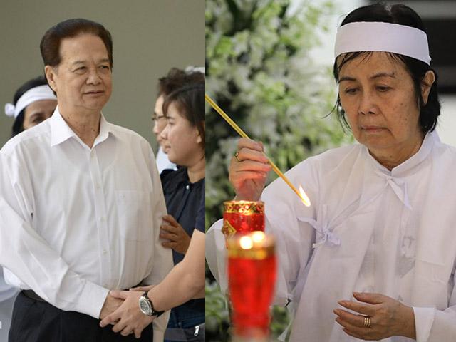 Gia đình tiết lộ mối quan hệ của nghệ sĩ Chánh Tín và nguyên Thủ tướng Nguyễn Tấn Dũng