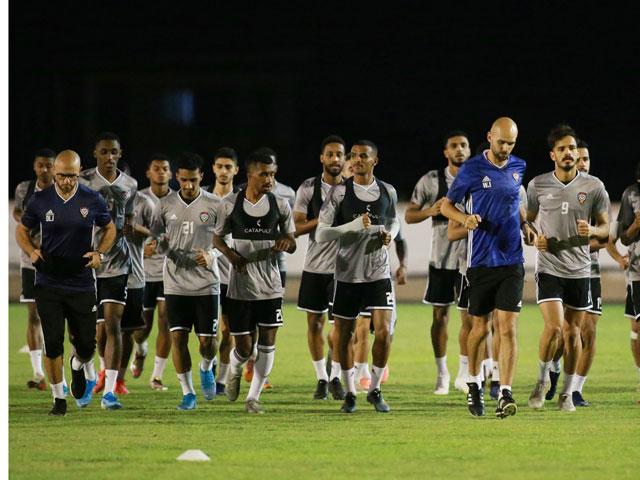 U23 UAE tập đấu U23 Việt Nam: Đại gia Tây Á e ngại nhất Quang Hải
