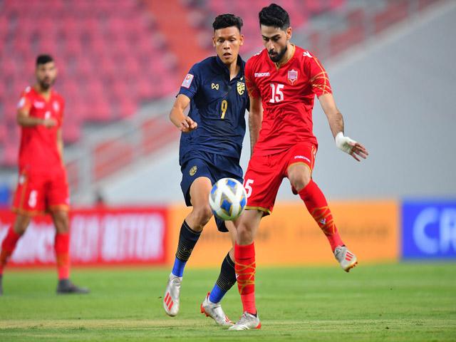 Video highlight trận U23 Thái Lan - U23 Bahrain: Ngỡ ngàng chiến thắng 5 sao