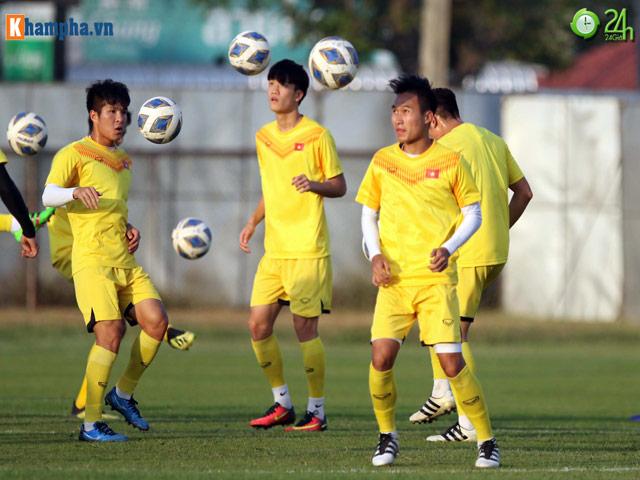 U23 Việt Nam sắp đấu UAE tại VCK U23 châu Á: Bất ngờ 1 SAO phải tập riêng