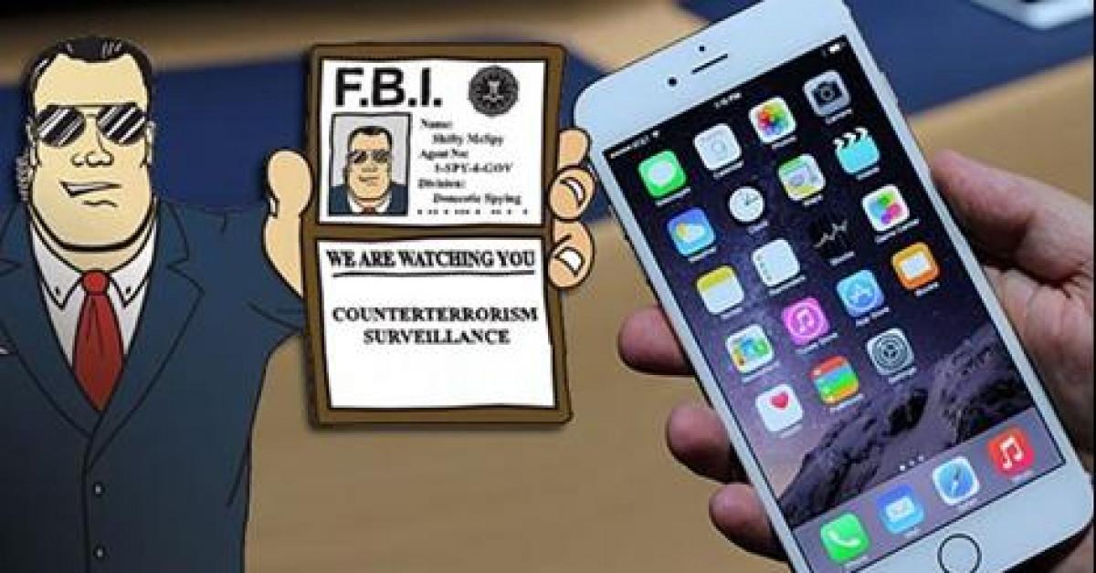 FBI nhờ Apple mở khóa iPhone để điều tra khủng bố