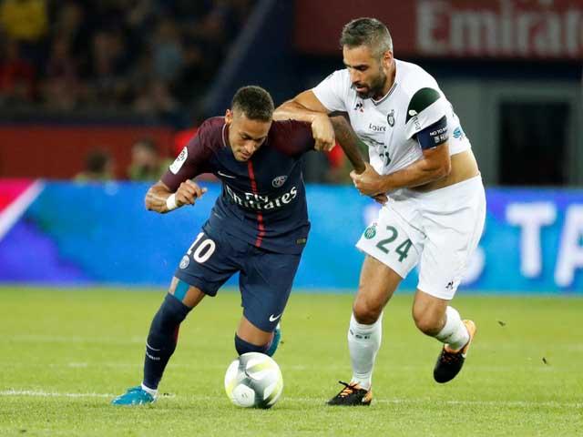 Video highlight trận PSG - St. Etienne: Đại tiệc 7 bàn, rực rỡ Neymar - Icardi