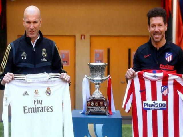Nhận định bóng đá Real Madrid – Atletico Madrid: Rực lửa derby, Siêu cúp về tay ai?