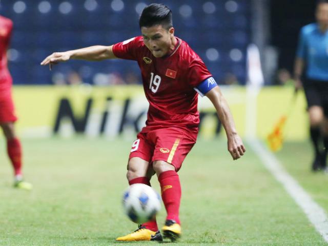 """Quang Hải """"làm xiếc"""", U23 Việt Nam khiến U23 Jordan """"toát mồ hôi"""""""