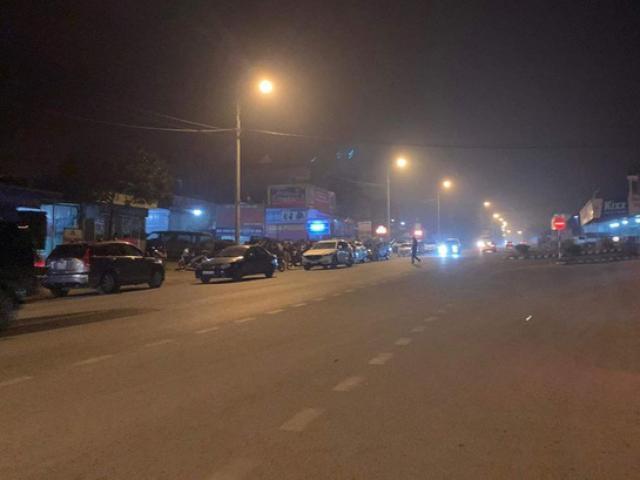 Nổ súng kinh hoàng tại xưởng sửa xe, 7 người thương vong