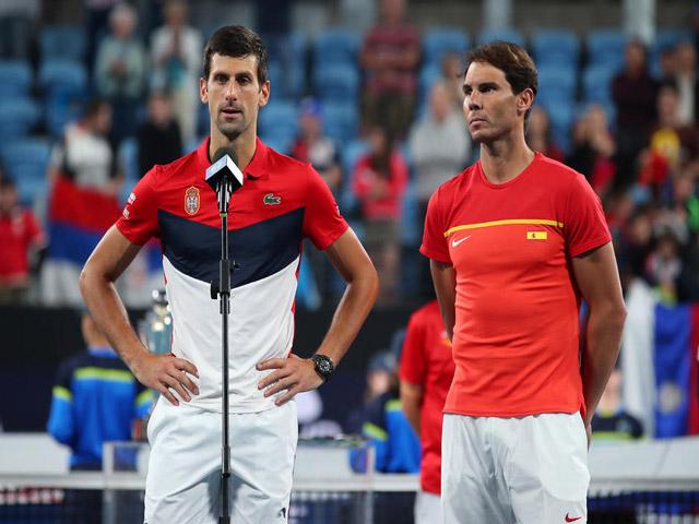 Australian Open 2020: Nhà cái đánh giá Nadal - Djokovic hay ai cao nhất?