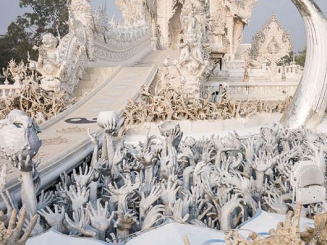 Những điểm đến tuyệt đẹp nhưng bí ẩn nhất ở châu Á