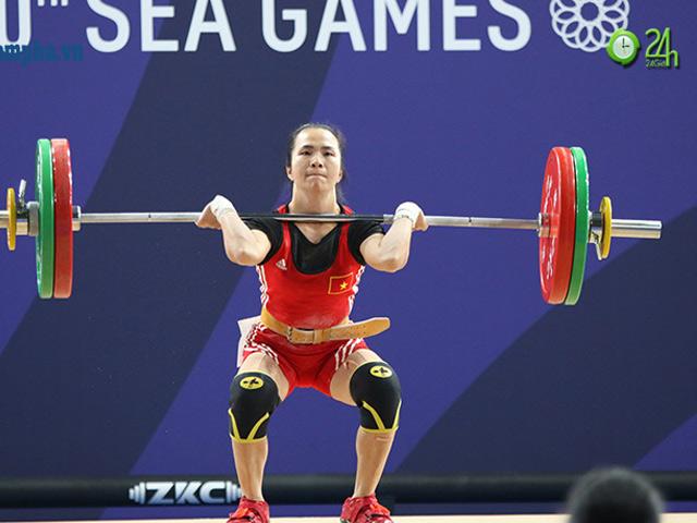 Nữ lực sĩ mồ côi giành vàng SEA Games: Đón Tết xa nhà vì Olympic