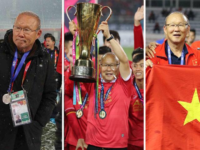 Bí ẩn sốc về HLV Park Hang Seo: Từng 2 lần đối đầu bóng đá Việt Nam ra sao?