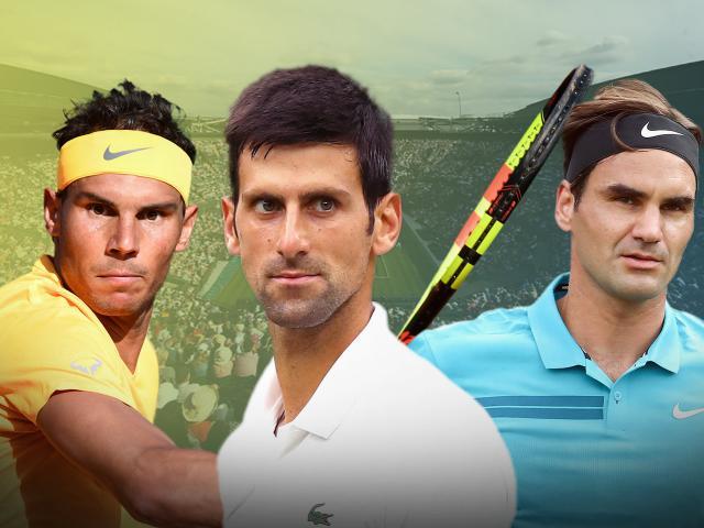 Tam hùng tranh bá Australian Open: Djokovic nóng máy, Nadal - Federer âu lo