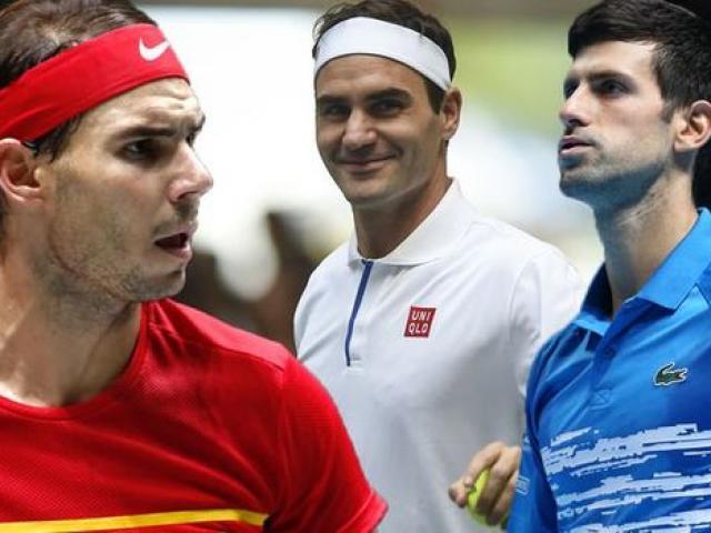 """Bốc thăm phân nhánh Australian Open: Nadal rộng đường, Federer """"khổ chiến"""" Djokovic"""