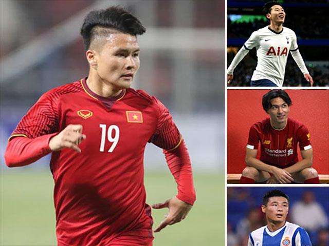 SAO châu Á rực sáng ở trời Âu: Quang Hải có tiếc vì không tới La Liga?