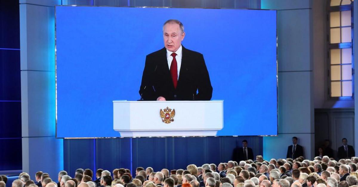 Ông Putin có thể lãnh đạo vô thời hạn