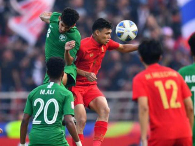 Trực tiếp bóng đá U23 Saudi Arabia - U23 Thái Lan: Nỗ lực bất thành