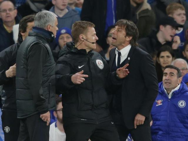 Tin HOT bóng đá tối 18/1: Mourinho bức xúc mắng Conte
