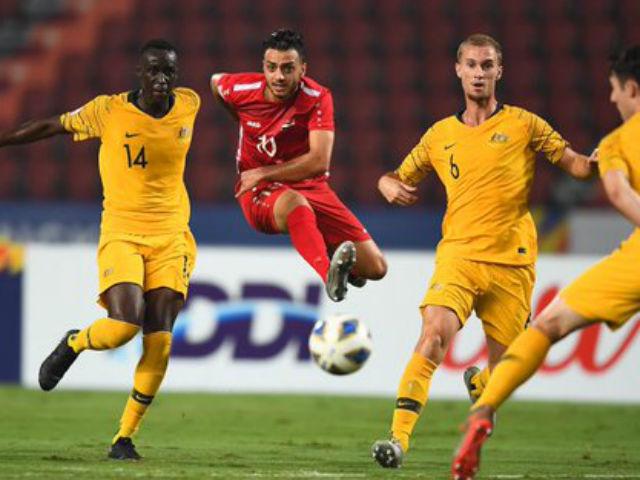 Trực tiếp bóng đá U23 Australia - U23 Syria: Nỗ lực bảo toàn tỷ số (Hết giờ)