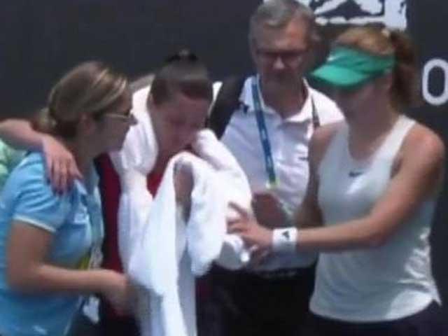 Tin mới nhất hiểm họa không khí Australian Open: Các tay vợt vẫn hoang mang