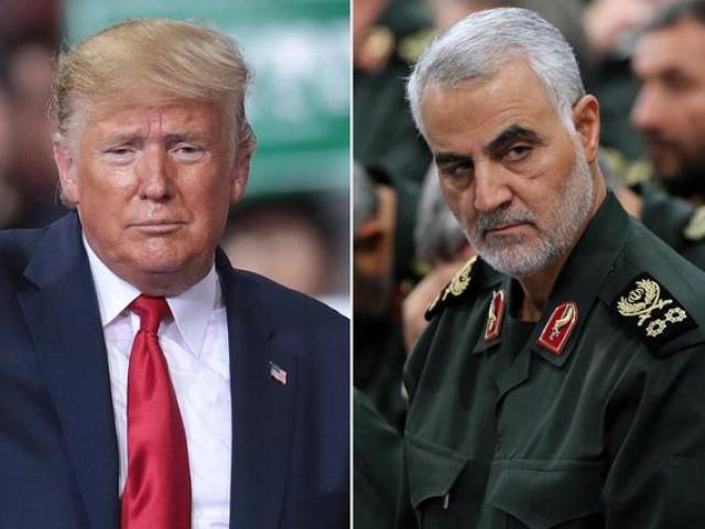 Lạnh sống lưng đoạn ghi âm Tổng thống Trump kể lại giây phút ám sát tướng Iran