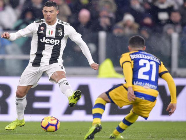 Nhận định bóng đá Juventus – Parma: Ronaldo thăng hoa, hướng về đại tiệc