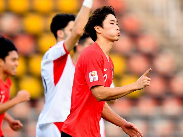Trực tiếp bóng đá U23 Hàn Quốc - U23 Jordan: Chết lặng phút bù giờ (Hết giờ)