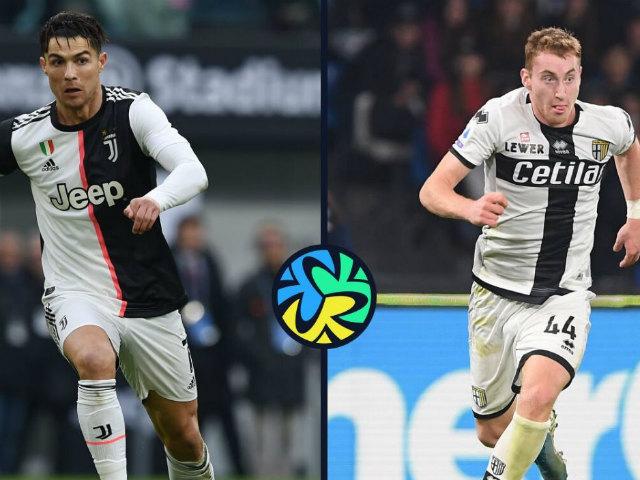 Trực tiếp bóng đá Juventus - Parma: Nỗ lực không thành (Hết giờ)