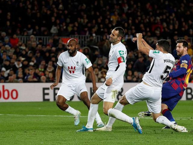 Điểm nóng vòng 20 La Liga: Messi siêu anh hùng, Barca - Real đua gay cấn