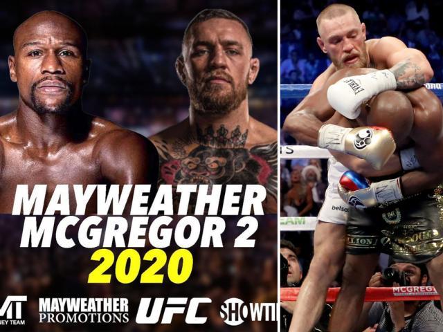 "McGregor knock-out 40 giây, ẵm 80 triệu USD: Mayweather muối mặt ""xin đấu"""