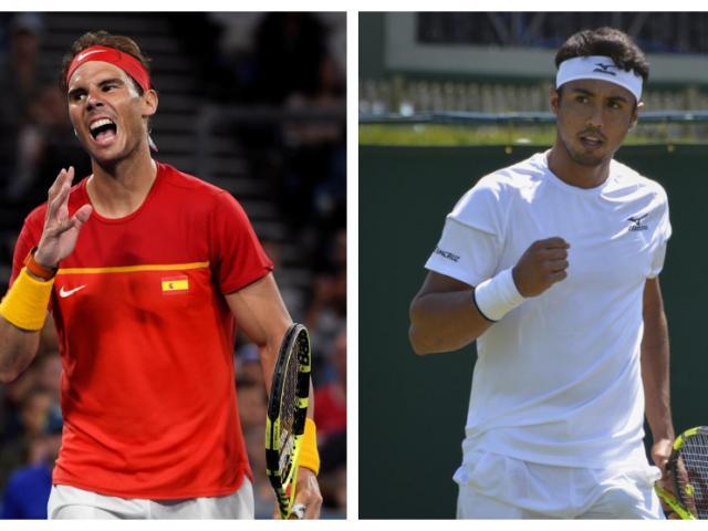 Trực tiếp tennis Nadal - Dellien: Giải ẩn số, Rafa vượt áp lực ngàn cân