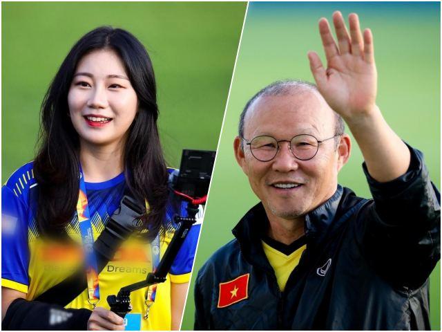 Bóng hồng thần tượng HLV Park Hang-seo chiếm sóng tại VCK U23 châu Á