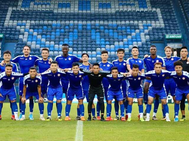 Trực tiếp bóng đá Buriram United - TP.HCM: Hoàng Thịnh suýt lập siêu phẩm đá phạt