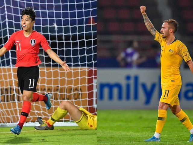 Trực tiếp bóng đá U23 Australia - U23 Hàn Quốc: Nỗ lực bất thành (Hết giờ)