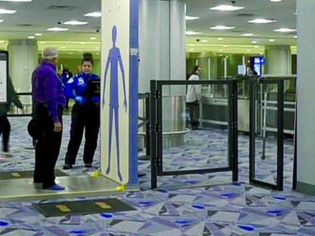 Mỹ nghiên cứu công nghệ giảm thời gian check-in ở các sân bay