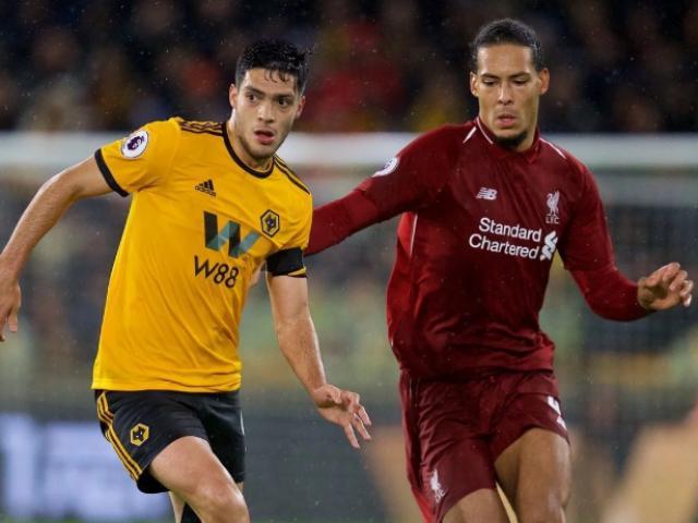 """Nhận định bóng đá Wolverhampton - Liverpool: """"Hung thần"""" đấu ông lớn mơ soán ngôi MU"""