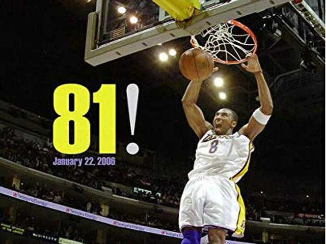 Siêu sao Kobe Bryant bất ngờ tử nạn: Ghi 81 điểm/trận, vang danh sử sách