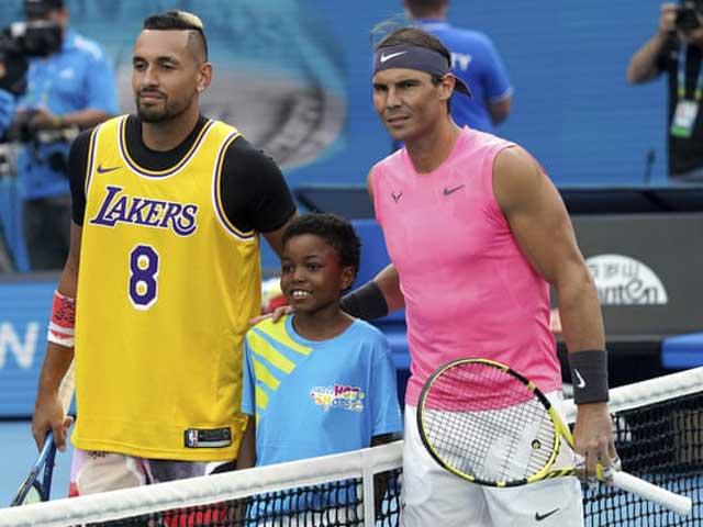 Video tennis Nadal – Kyrgios: Kinh hoàng 37 cú ace, 2 tie-break nghẹt thở